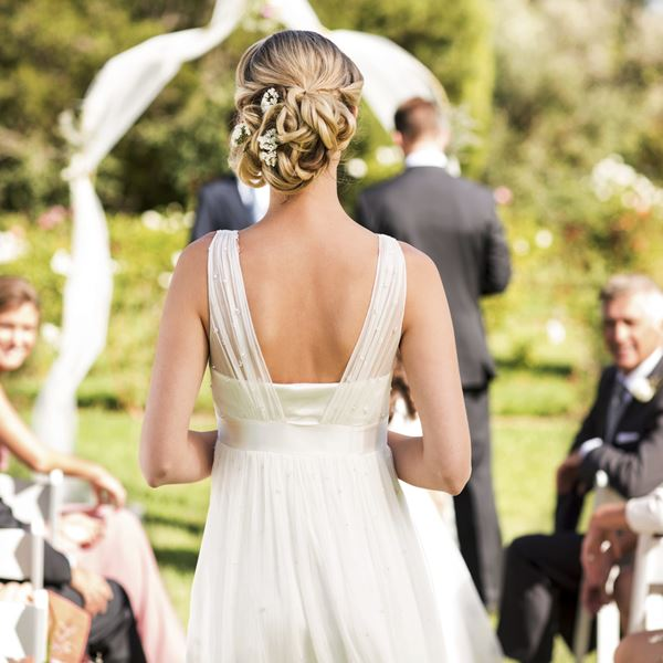 Сонник идти на свадьбу