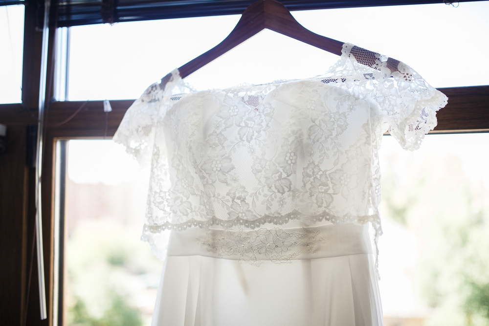 Платье свадебное гладить