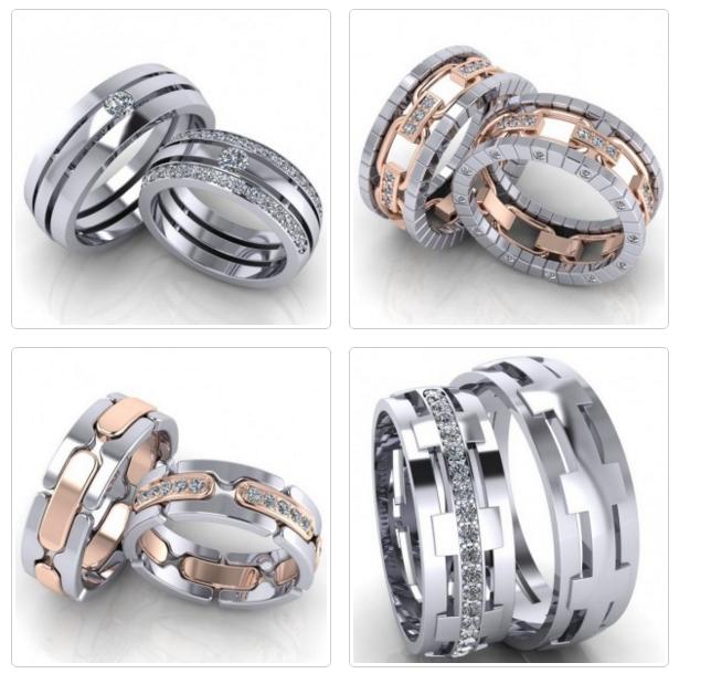 обручальное кольцо фото 2016