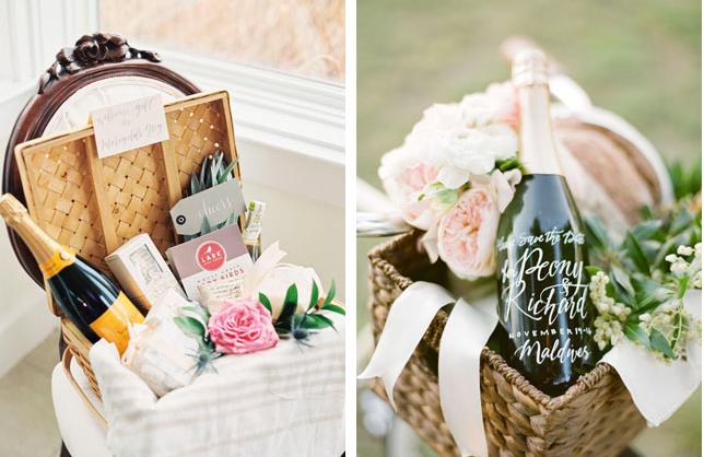 5 способов подать шампанское на свадьбе картинки