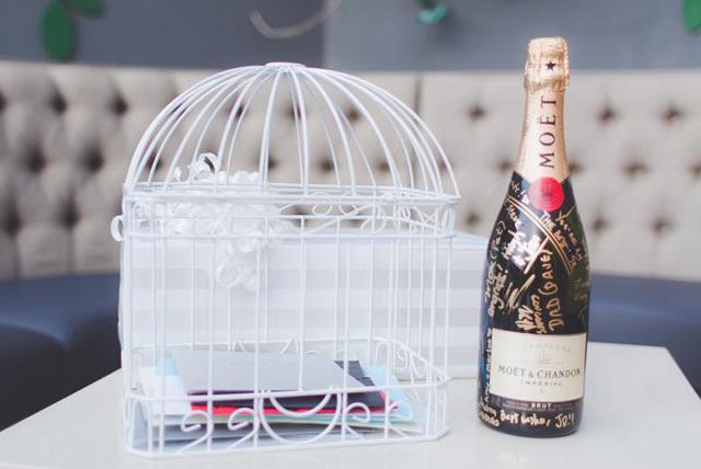 Смотреть 5 способов подать шампанское на свадьбе видео