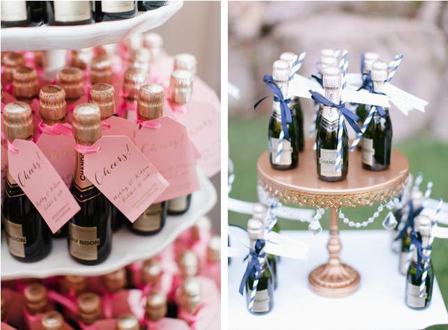 5 способов подать шампанское на свадьбе новые фото