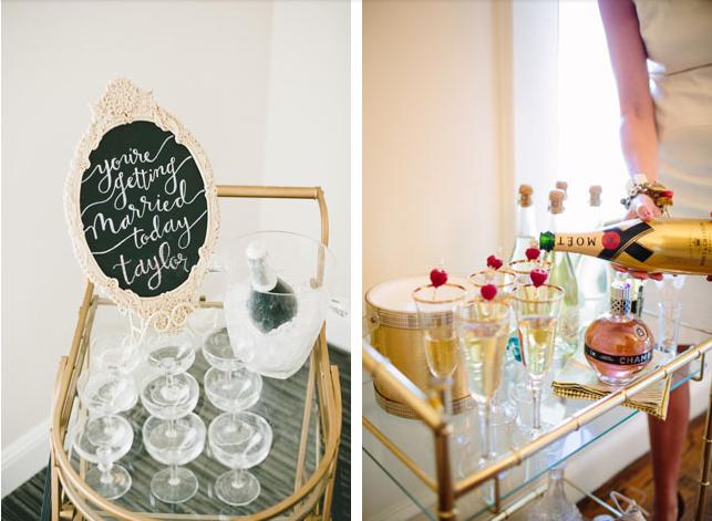 5 способов подать шампанское на свадьбе рекомендации
