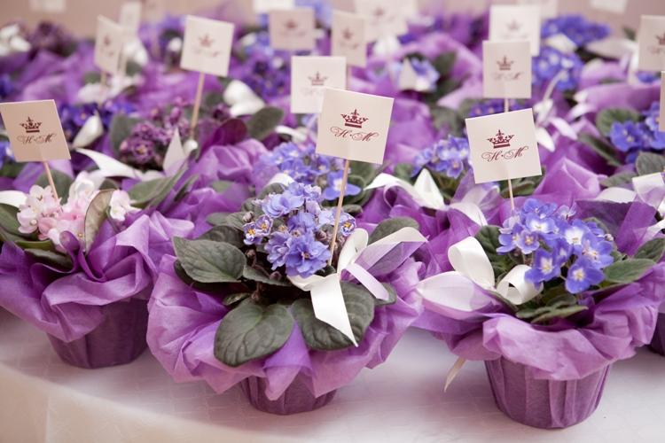 Подарки для гостей на свадьбе идеи