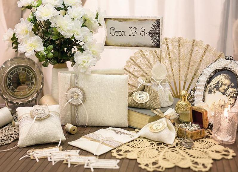 винтажный стиль свадьба фото