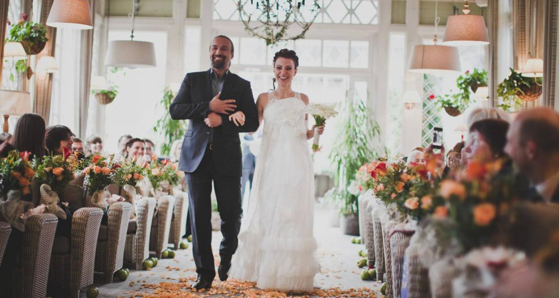Музыка торжественная свадебная