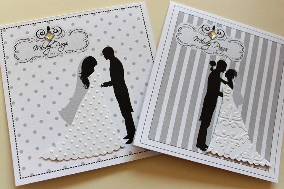 как сделать открытку ко дню свадьбы больше них