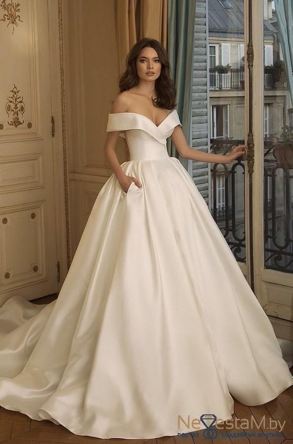 купить свадебное платье короткое большого размера