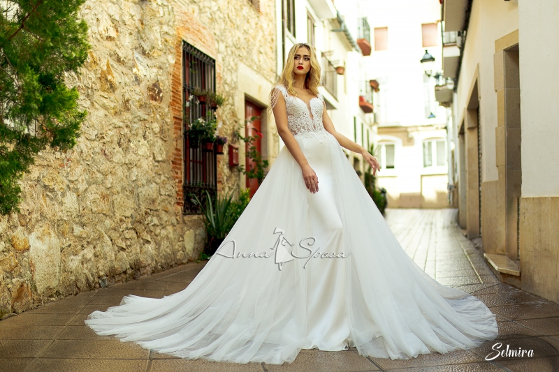 Платье SELMIRA из коллекции SEA DIAMOND 2017 by ANNA SPOSA