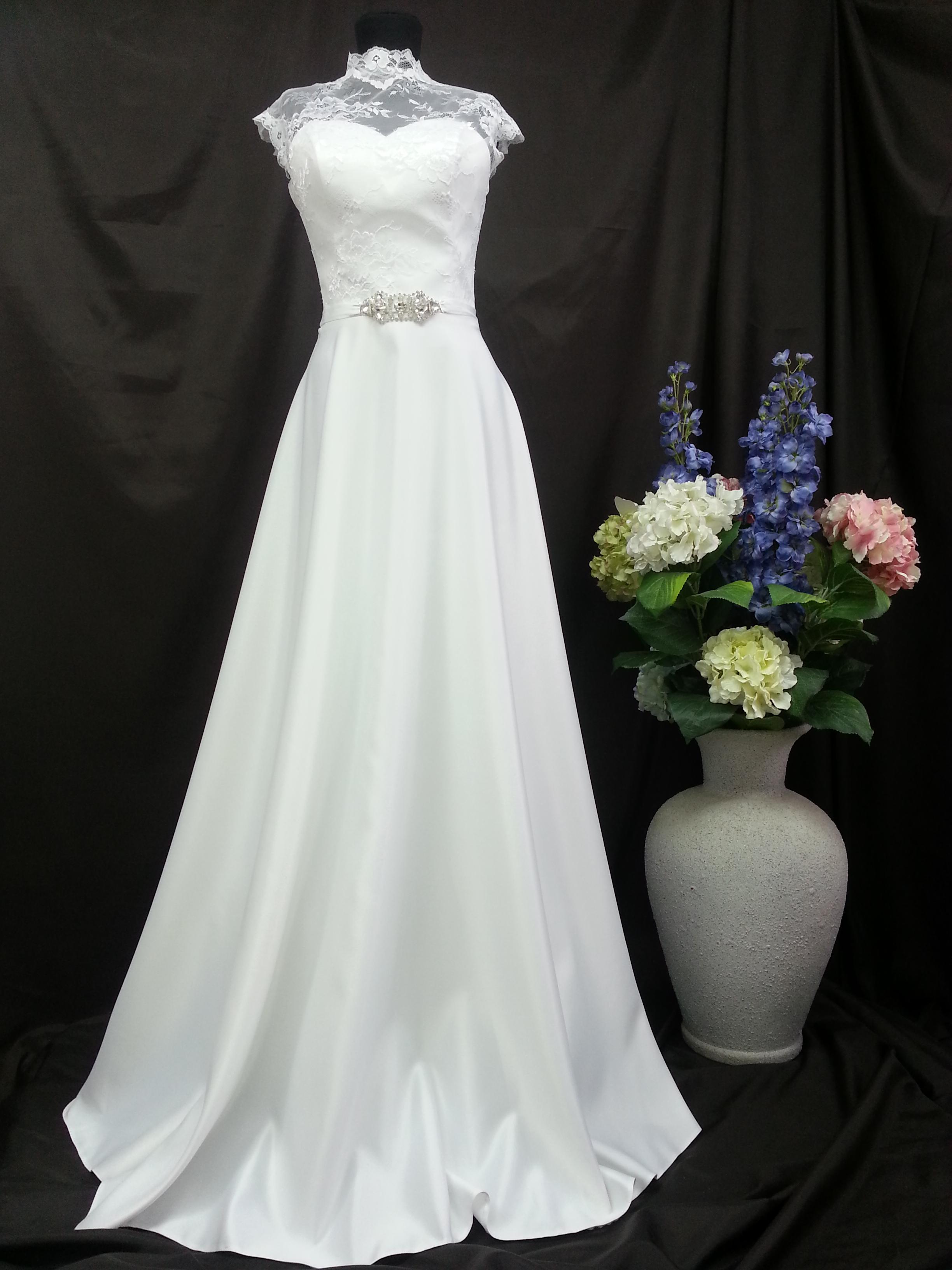 Свадебные Платья А-Силует Недорого